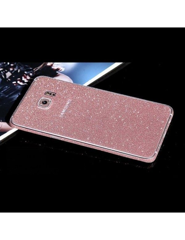 Stickers Samsung Galaxy S6 Edge plus - Strass rose
