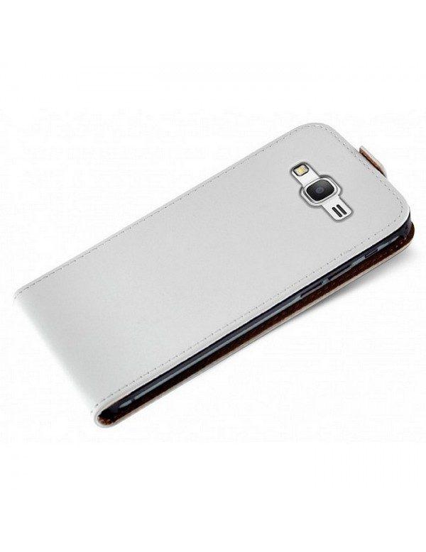 Etui Samsung Galaxy Note 4 Business Class-Blanc