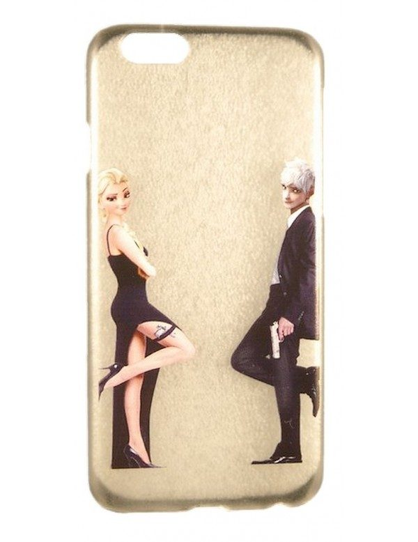 iPhone 5/5S Coque rigide Elsa la reine des neiges