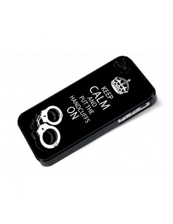 Coque rigide iPhone 4/4S - 50 nuances de grey